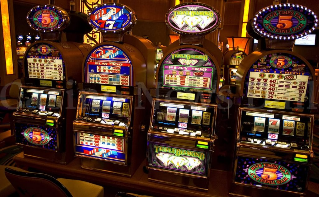 How the Classic Casino Game of Slots Originated